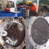 Cleaning & Flushing Heat Exchanger